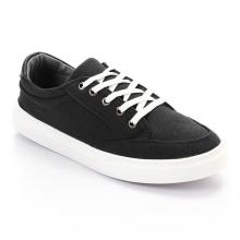 Comfy Canvas Shoes_Black