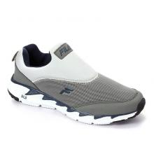 Slip On Light Grey Men's Sneakers