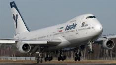 U.S. pullout from Iran nuclear deal boosts most aerospace stocks, but not Boeing's