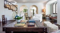 Soleil Moon Frye and Jason Goldberg list pedigreed Hancock Park home for sale