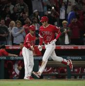 Shohei Ohtani homers again, Angels beat Twins 7-4