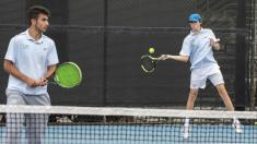 CdM boys' tennis beats rival Sage Hill, reaches CIF quarterfinals