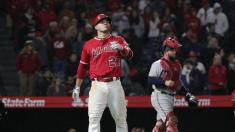 Angels rookie Justin Anderson can't hold lead in ninth inning of 5-4 loss to Twins