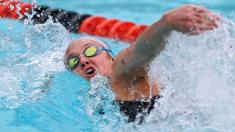 Newport Harbor girls' swim team places fourth at CIF Division 1 finals