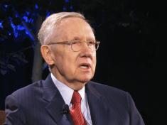 Harry Reid treated for pancreatic cancer, according to reports
