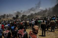 U.S. seeks to detach Gaza violence from embassy opening