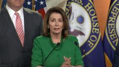 WATCH:  Pelosi says Ethics has 'discretion' to break rules