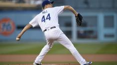 Dodgers hopeful Rich Hill can make next start