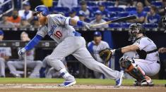 Dodgers rally but bullpen falters in 6-5 loss to Marlins