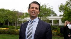Trump Jr. met with Mueller witness during campaign