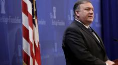 In his first major policy speech, Pompeo calls for global anti-Iran coalition