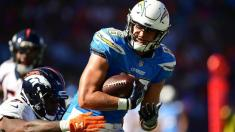 Chargers tight end Hunter Henry to miss season after tearing knee ligament during team activities