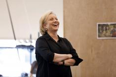 Susan Stroman is back, this time waltzing with 'The Beast in the Jungle'
