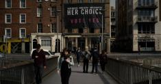 Ireland's Abortion Vote Becomes a Test for Facebook and Google
