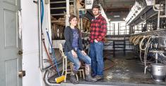 Dairy Farms Find a Lifeline: Beer