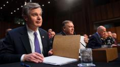 FBI Director says he accepts findings of highly-critical inspector general's report