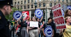 Supreme Court Defeat for Unions Upends a Liberal Money Base