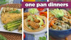 ONE PAN Healthy Sheet Pan Dinners! Mind Over Munch