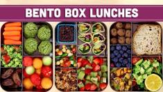 Bento Box Lunches | Healthy & Vegan! Mind Over Munch