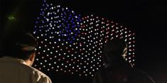 500 Intel drones to replace fireworks above Travis Air Force base for Fourth of July