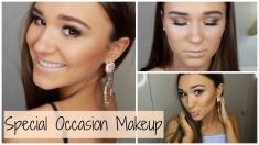 Special Occasion Party Makeup Tutorial | Shanigrimmond
