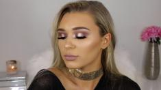 Full Coverage & Halo Eye Makeup Tutorial | SHANI GRIMMOND