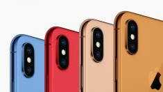 Next iPhone could be available in grey, white, blue, red and orange
