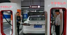 Tesla to Build China Plant With Goal of Producing 500,000 Cars a Year