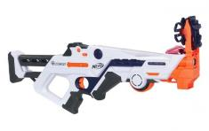 Nerf updates laser tag with smartphone AR