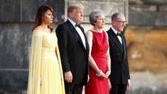 Trump sends political shockwave through UK with interview on Brexit, protests