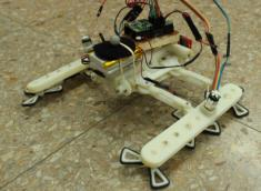 The Rising STAR robot can run, flip, and crawl