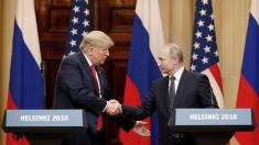 5 key moments from Trump and Putin on Russian-US election interference