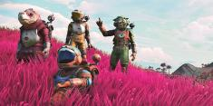 No Man's Sky Next Trailer Shows Real Multiplayer