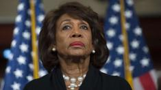Maxine Waters warns supporters of possible 'armed protests' against her