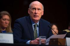 Intel chief talks about Trump, Russia meddling