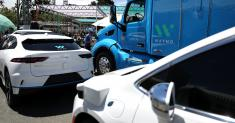 Waymo Teams Up With Walmart, Avis and Others for Short Driverless Rides