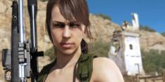 Metal Gear Solid 5 Adds Quiet To FOB Misions
