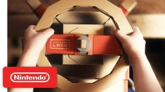Nintendo doubles down on Labo cardboard kits with new editions for cars, planes and submarines