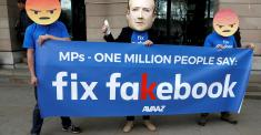 British Lawmakers Accuse Facebook of Failing to Aid Inquiry Into 'Fake News'