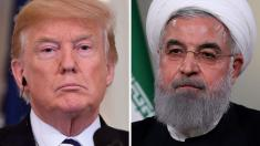 President Trump willing to meet Iranian President Hassan Rouhani without precondition