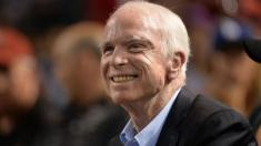 Sen. John McCain to discontinue brain cancer treatment, family says