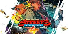 Classic Beat-Em-Up Streets Of Rage Is Getting A New Sequel