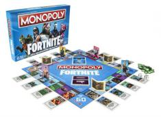 Fortnite Monopoly and Nerf Blasters are coming soon