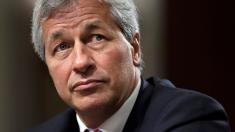 Trump scoffs at 'nervous mess' Dimon, says he's not smart