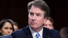 Kavanaugh calls sexual assault claim 'completely false': 'This never happened'