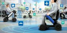 WHILL raises $45M to help people with disabilities get around airports and other large venues