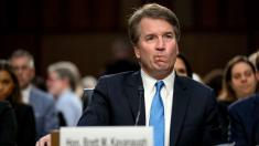 Third woman makes sexual misconduct allegations against Kavanaugh