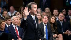 Brett Kavanaugh, Christine Blasey Ford testify amid high-stakes, Anita Hill parallels