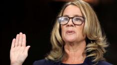 'I am terrified': Christine Blasey Ford speaks at Kavanaugh hearing: Live updates