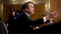 'This has destroyed my family' Kavanaugh says at hearing